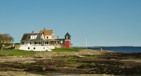 Harpswell Maine Cottage